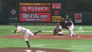山川満塁8号