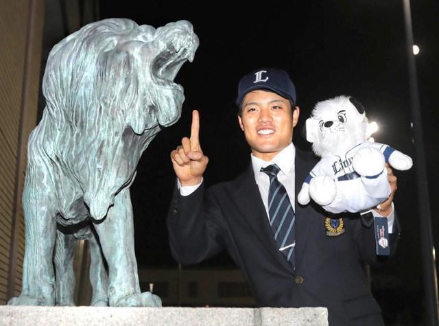 ドラフト1位松本航投手