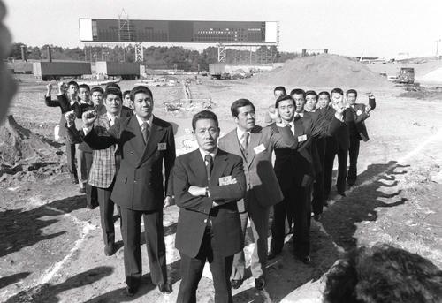 ノムさん西武球場